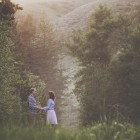Mountain Engagements in Idaho by Ally with a Camera
