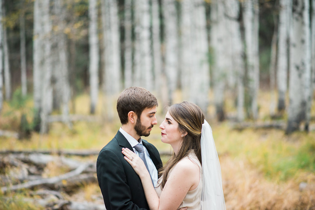 Boise Idaho Elopement by Maggie Grace Photography