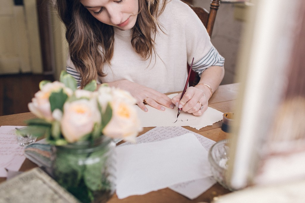 Inkling Calligraphy • Wedding Calligraphy