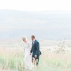 Pebble Creek Idaho Mountains Wedding by Jenny Losee