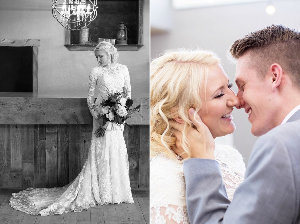 Winter Wedding Inspiration in Idaho- Bee Photo and Film