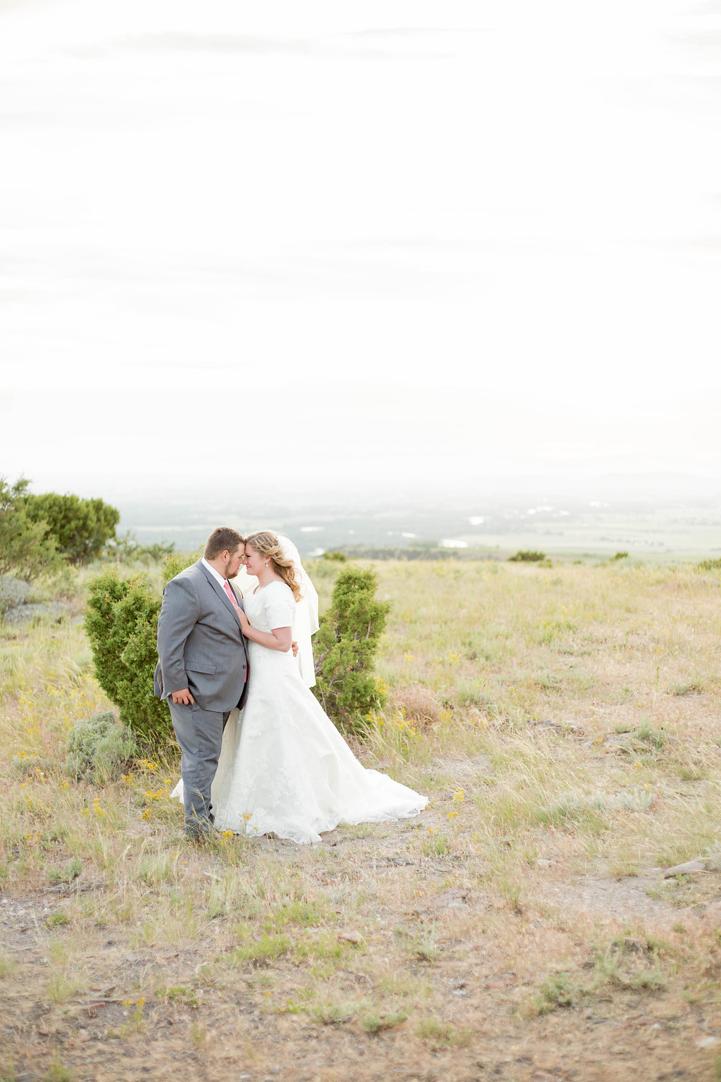 Rexburg, Idaho | Formal Wedding Session | Rexburg LDS Temple | Sarah Tapp Photography