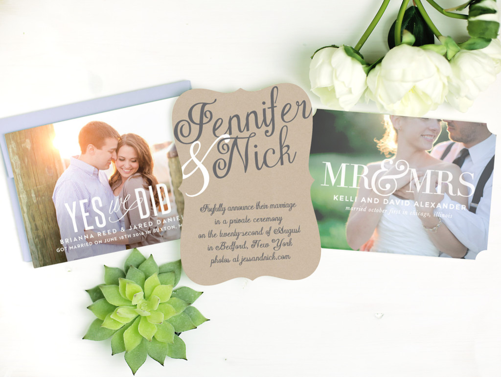 Easy to use wedding invitations | Basic Invite