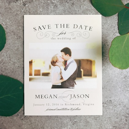 Save the date ideas | Basic Invite